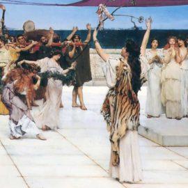Лекция «Процесс о вакханалиях: за что преследовали последователей культа вакха в Риме?»