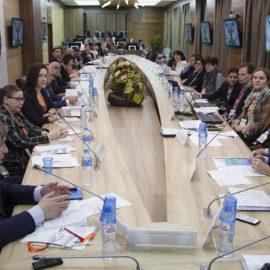 В Санкт-Петербургском политехническом университете обсудили проблемы международного сотрудничества в области развития транспортно-логистических систем в Арктике